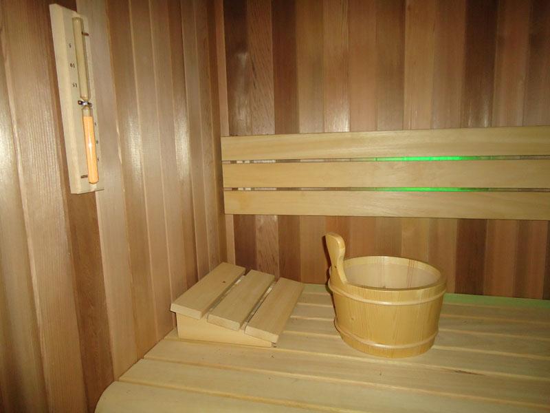 mooiste prive sauna